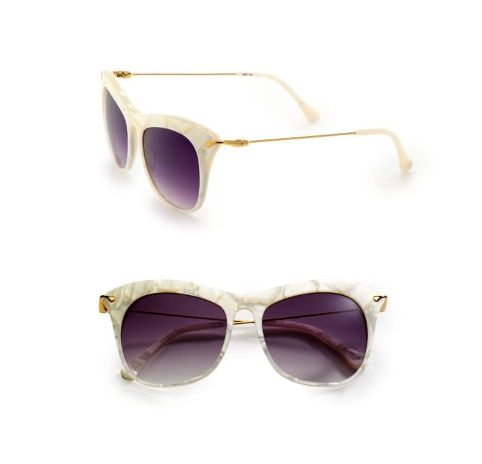 Elizabeth and James Fairfax Cat's-Eye Sunglasses ($185)