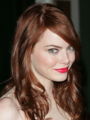 How to Wear Red Lipstick With Red Hair