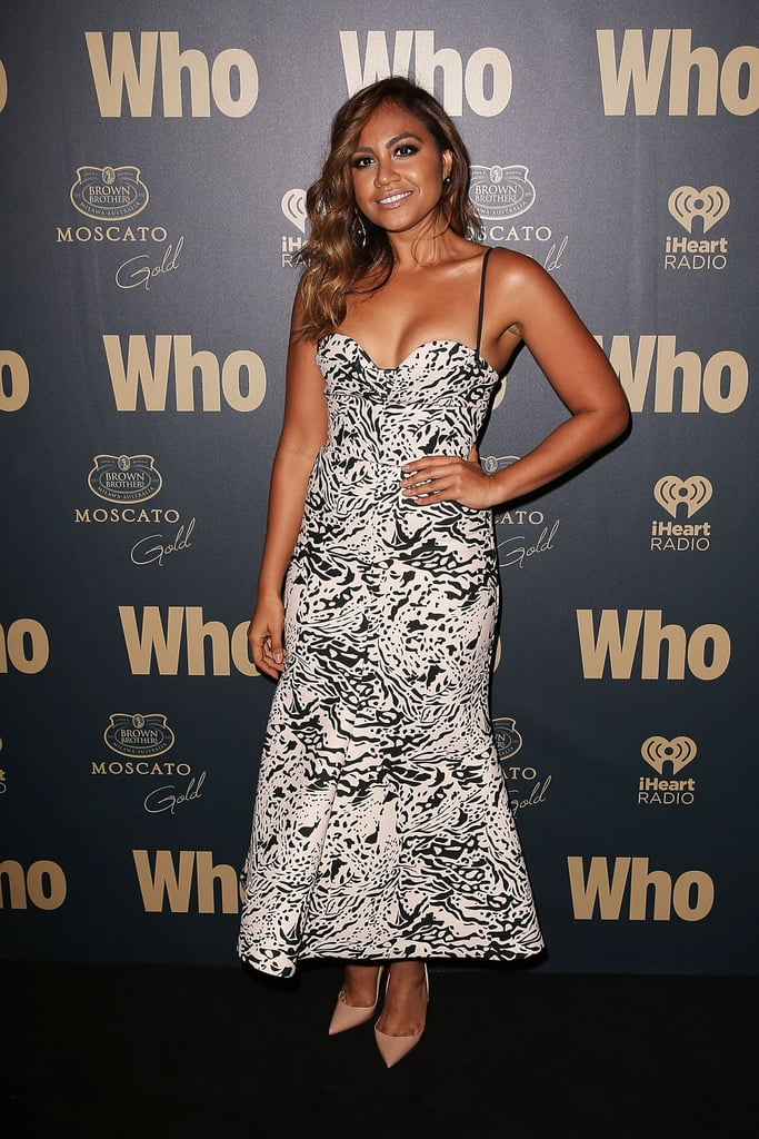 Jessica Mauboy at Who's Sexiest People Party