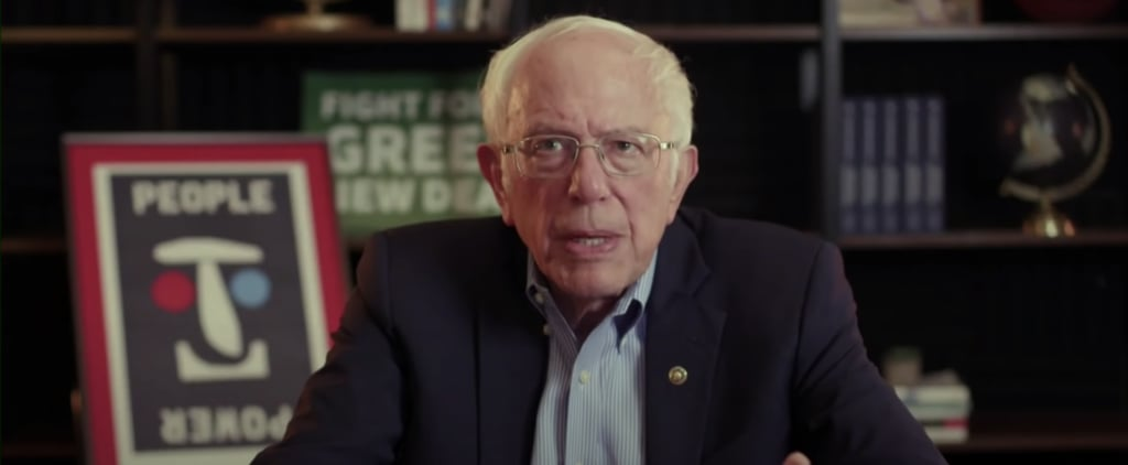 Watch Bernie Sanders's Election Day Predictions on Fallon