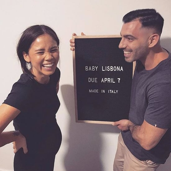 Emma Chow on Being Pregnant