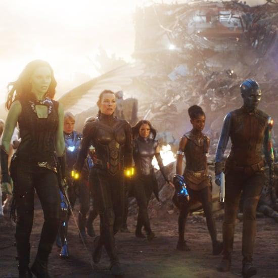 Marvel Movies on Disney+