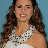 Carly Rose Sonenclar posed in white.
