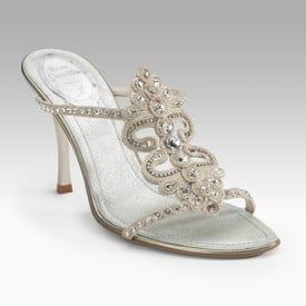 "Wedding Shoes: Gorgeous Heels to Say ""I Do"" In"