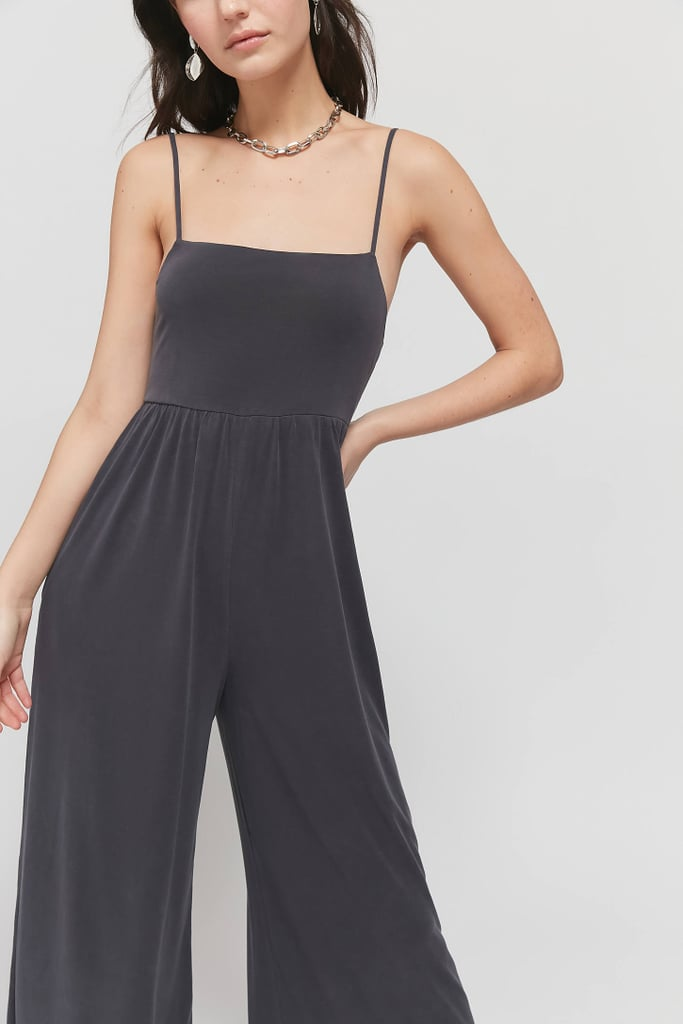UO Mary Kate Cupro Jumpsuit