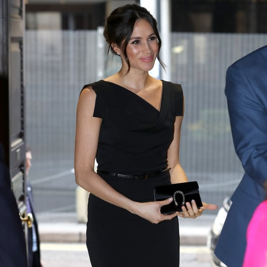 Meghan Markle Dress Style by Neckline