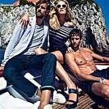 Raquel Zimmerman and Heidi Mount Star in Hugo Boss Spring Ad Campaign