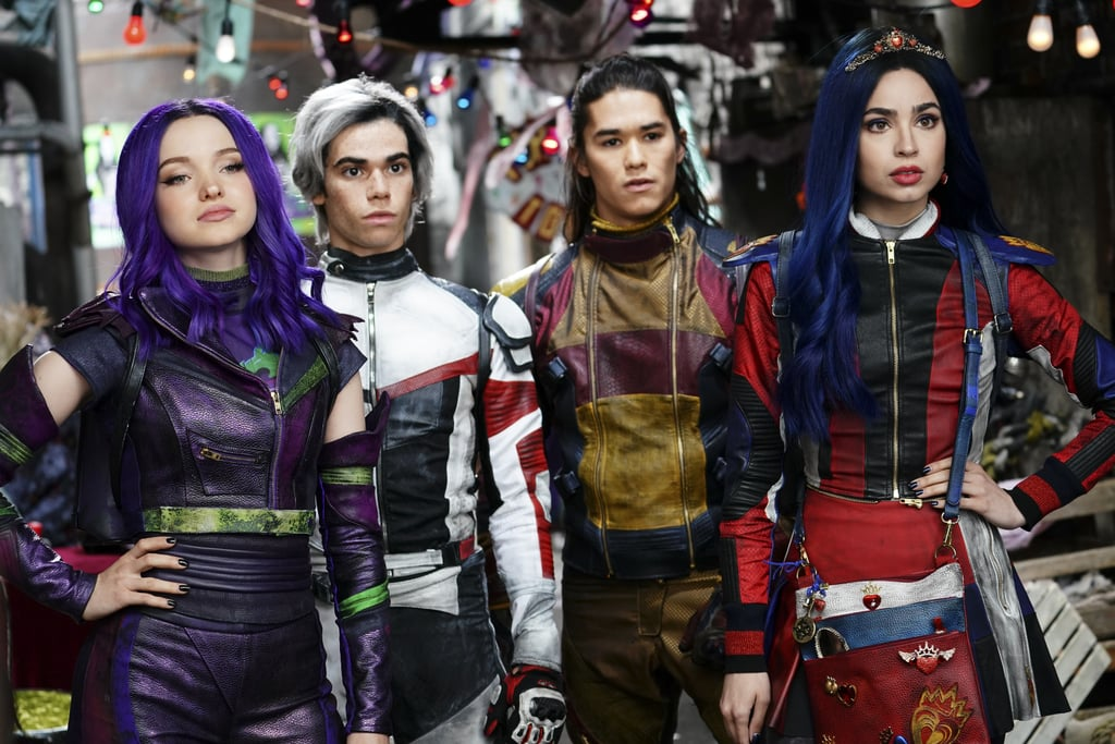 Descendants 3 Cast Out of Costume Pictures | POPSUGAR Celebrity