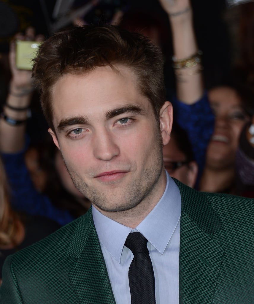 November 2012: Breaking Dawn: Part 2 LA Premiere
