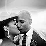 Under-the-Veil Kiss