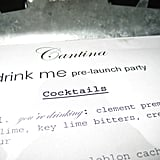 Drink Me Magazine Pre Launch Party