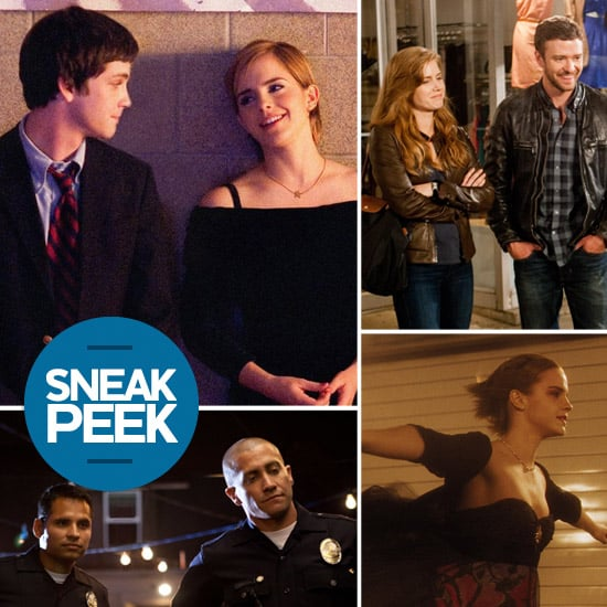 Movie Sneak Peek: Trouble With the Curve, The Perks of Being a Wallflower, and End of Watch