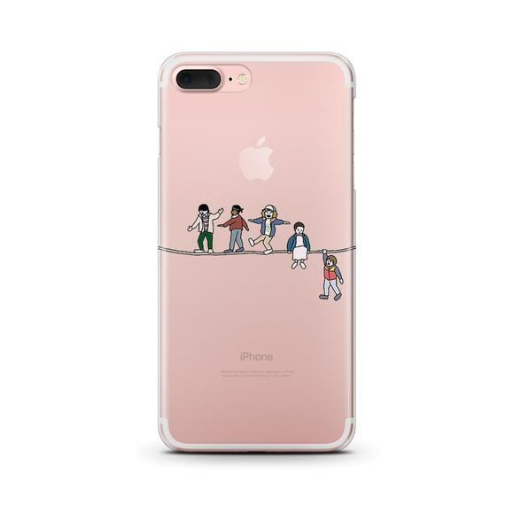 Stranger Things Otherside iPhone Case