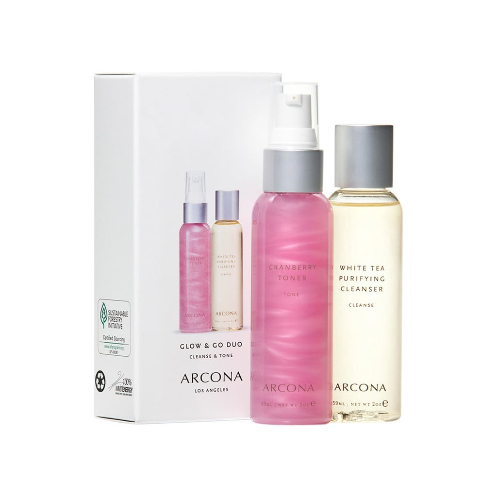 Arcona Glow and Go Duo, $30