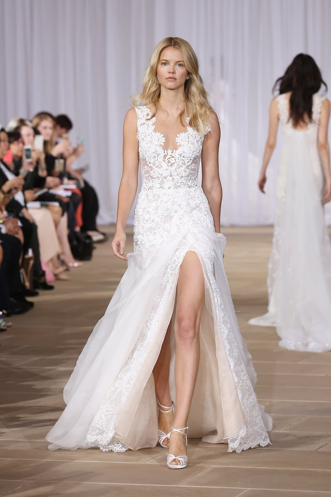 Ines Di Santo | Lace Wedding Dresses From Bridal Fashion Week Winter ...