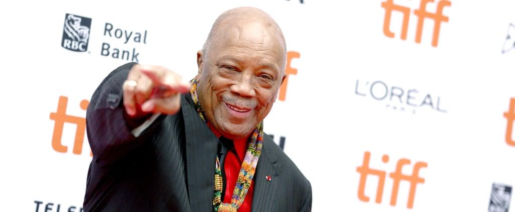 How Old Is Quincy Jones?