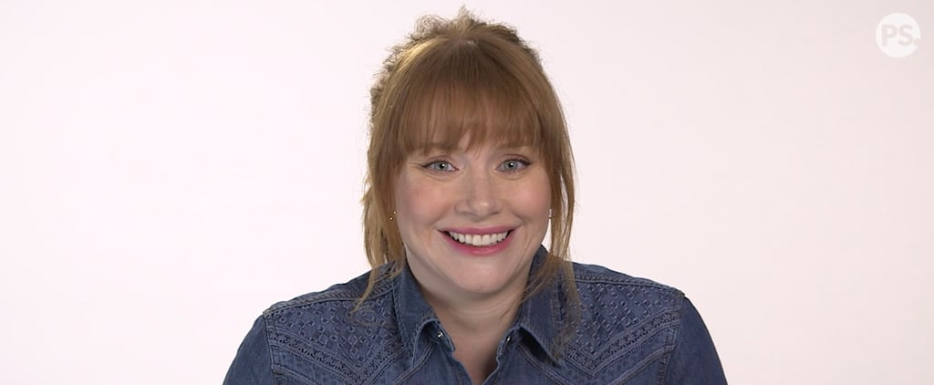 Bryce Dallas Howard on Things Redheads Are Tired of Hearing