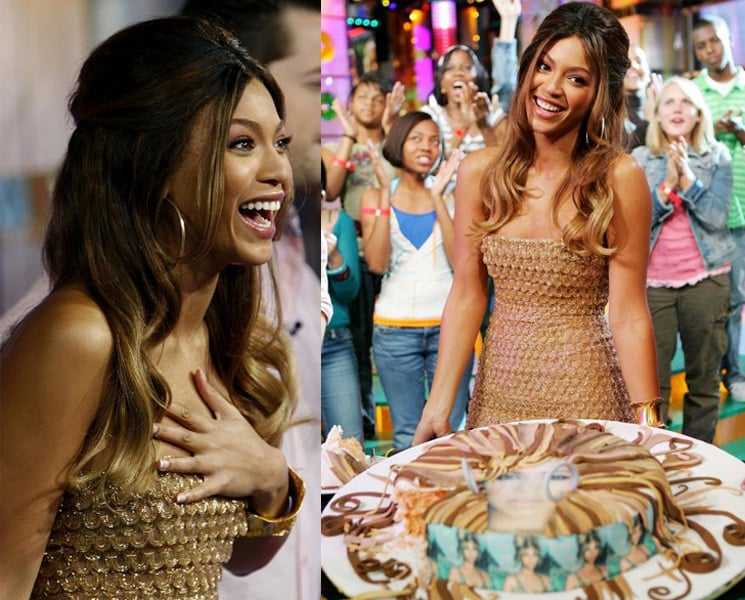 Beyonce's B'Day, TRL Style
