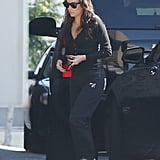 Eva Longoria stepped out in sweatpants in LA.