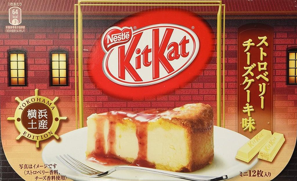 Japanese Kit Kat Strawberry Cheesecake