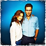 """According to Zachary Quinto, Hannah Ware is the """"queen of the con."""" Source: Instagram user zacharyquinto"""