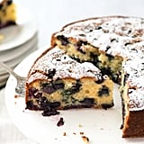 Blueberry Lemon Yoghurt Cake