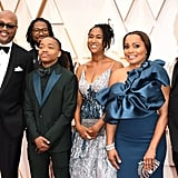 DeAndre Arnold at the Oscars 2020