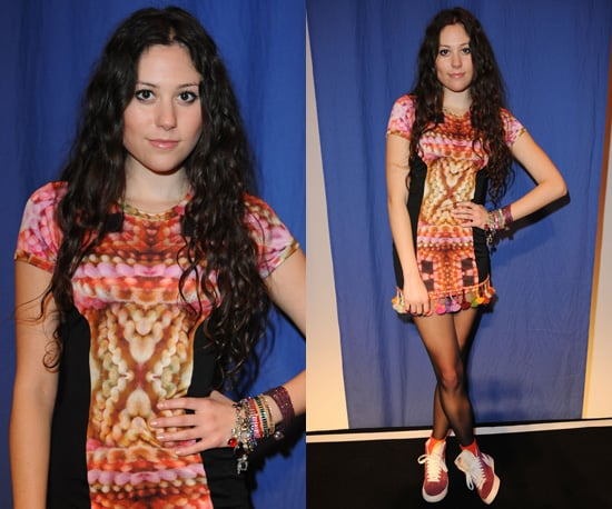 Photos of Eliza Doolittle at the Glee DVD Launch in London