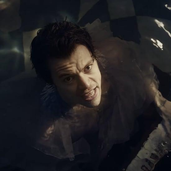 "Harry Styles's ""Falling"" Music Video"