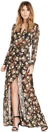 Dailylook Sparrow Floral Maxi Dress ($60)