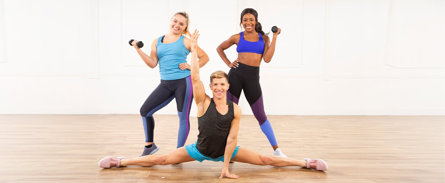 Stay Home and Stay Healthy With Active by POPSUGAR