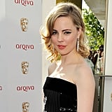 Melissa George went with winged liner.