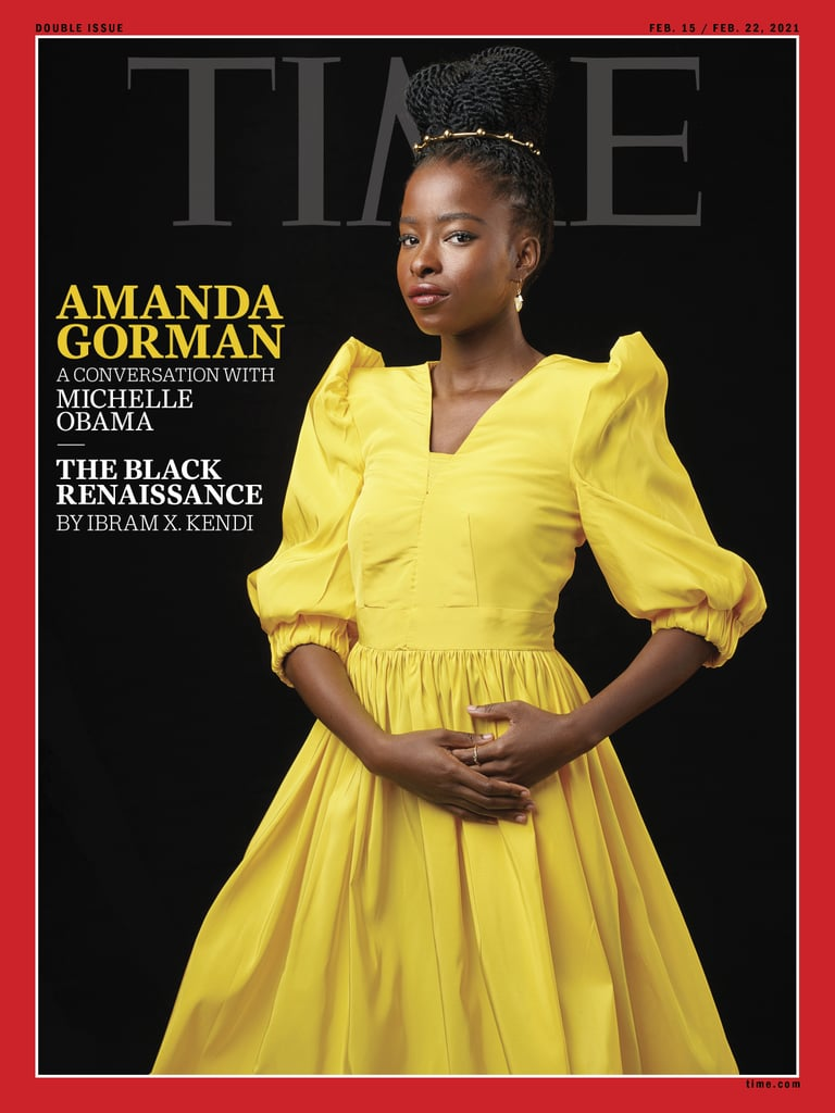Amanda Gorman's Quotes in TIME's February 2021 Issue