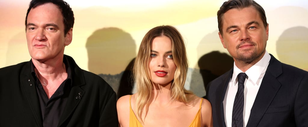 Once Upon a Time in Hollywood Premiere Pictures