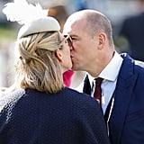 Zara and Mike Tindall, 2015
