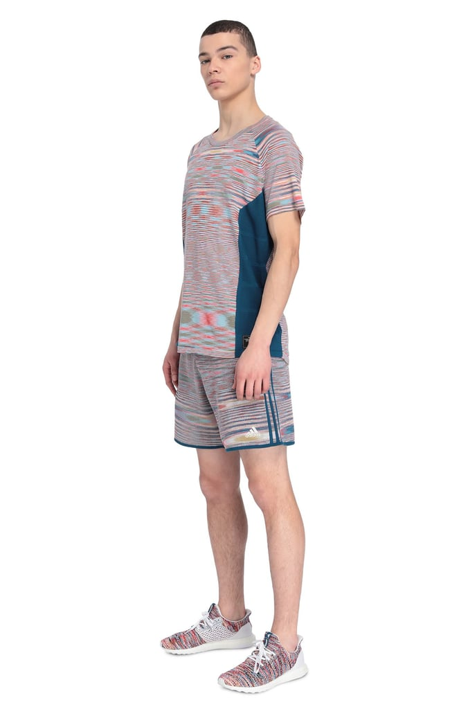 Adidas x Missoni T-Shirt and Shorts