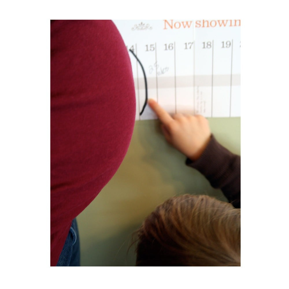 Belly Growth Chart
