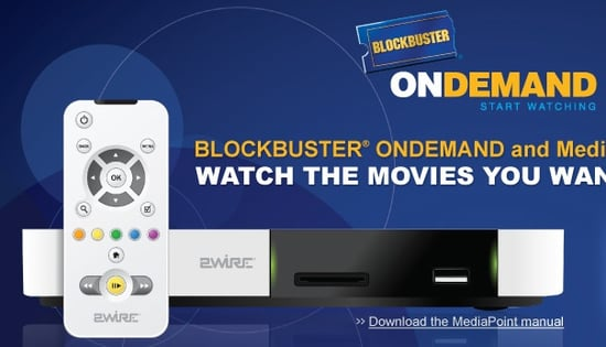 Blockbuster Announces an On-Demand Movie Service!