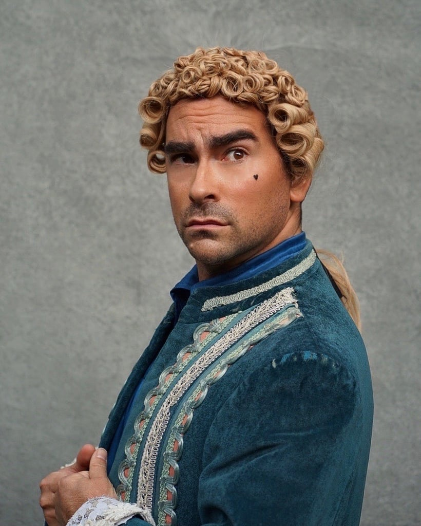 Dan Levy as Emperor Peter II of Russia From The Great