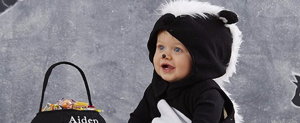 Prepare to Melt in a Puddle — The Pottery Barn Halloween Costumes For Babies Have Arrived!