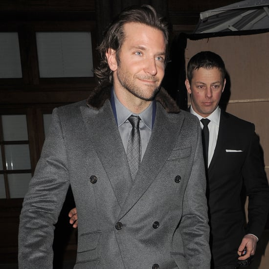 Bradley Cooper Leaving Elle Style Awards | Pictures