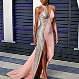 Ciara at the Vanity Fair Oscar Party in February