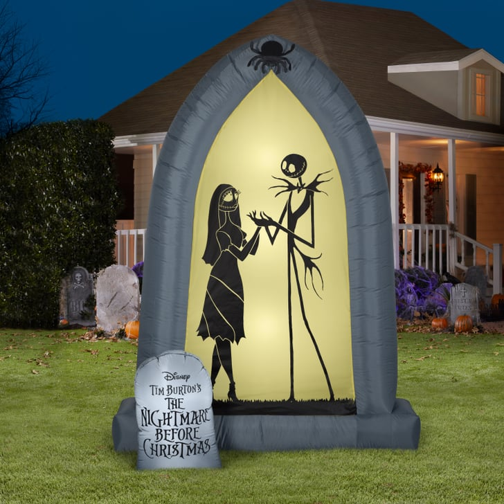 Nightmare Before Christmas Halloween Decorations | POPSUGAR Home