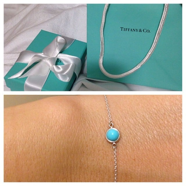 More Tiffany Bling