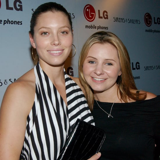 Beverley Mitchell's Quotes Jessica Biel Justin Timberlake