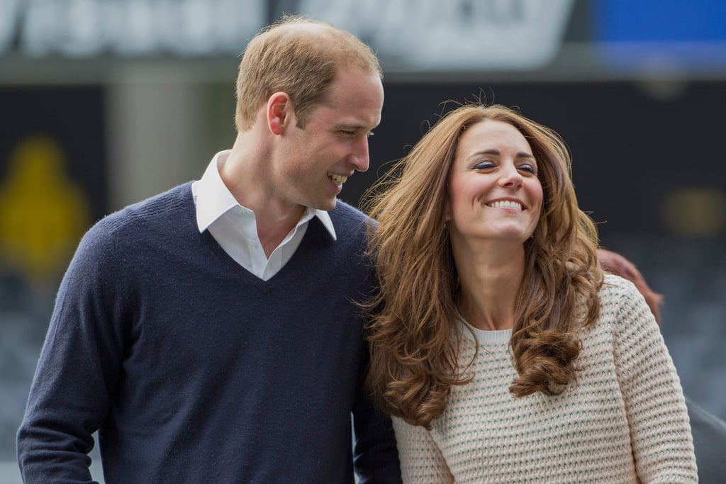Kate Middleton on Husband Prince William