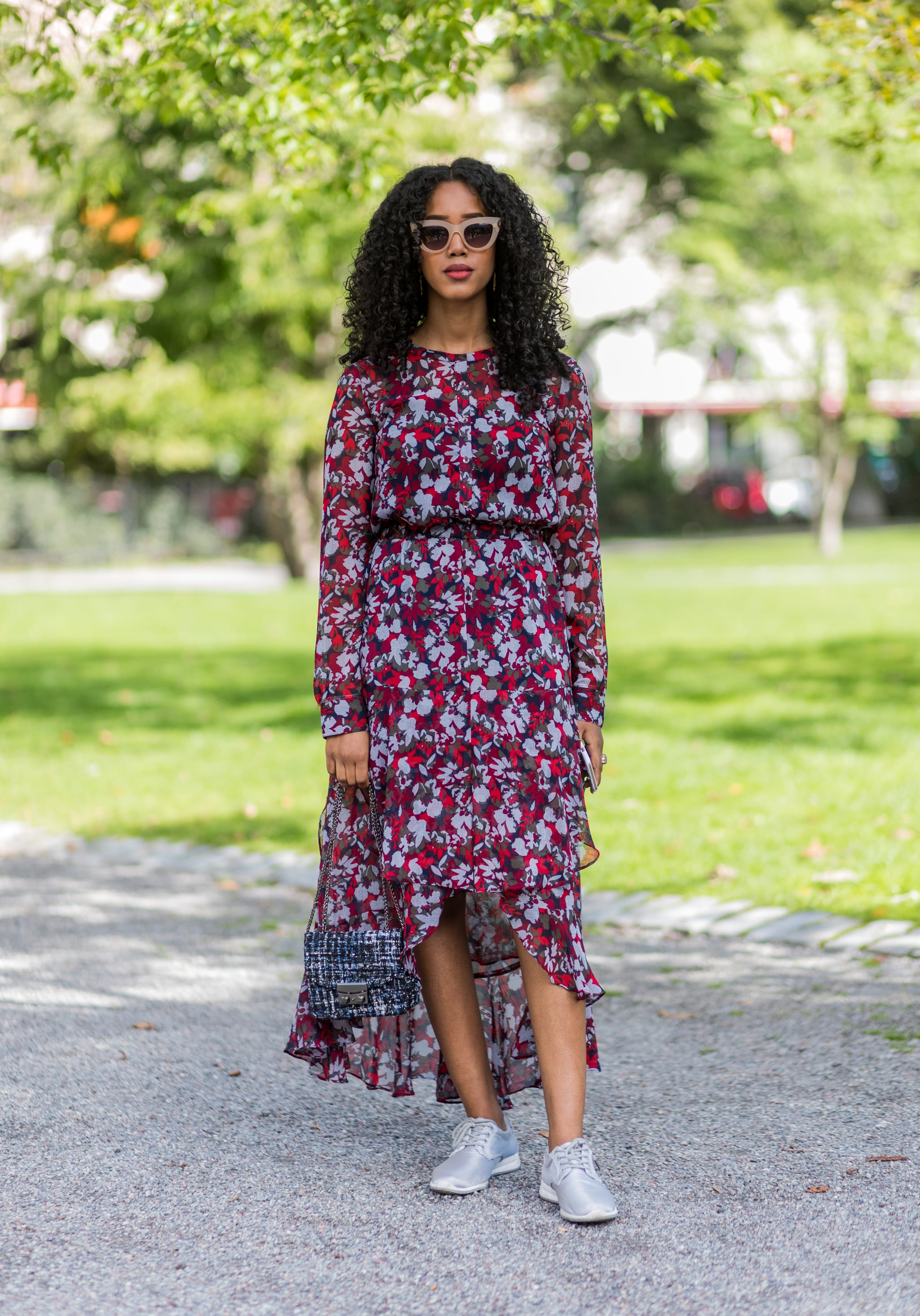 How Street Style Stars Wear Dresses and