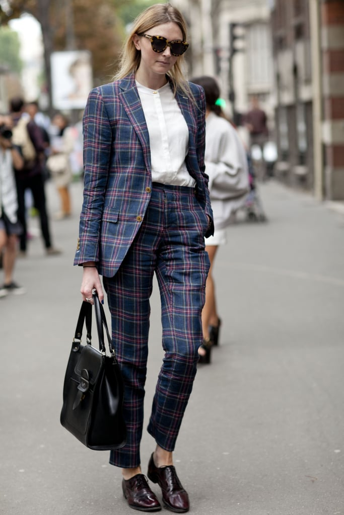 Go For A Suit With More Personality What To Wear To Work Popsugar Fashion Uk Photo 5