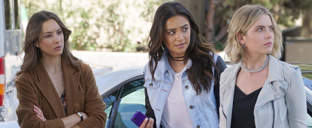 Pretty Little Liars: The Crazy Way [SPOILER] Found Out She Was Playing Uber A