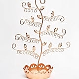 Copper Flower Jewelry Stand